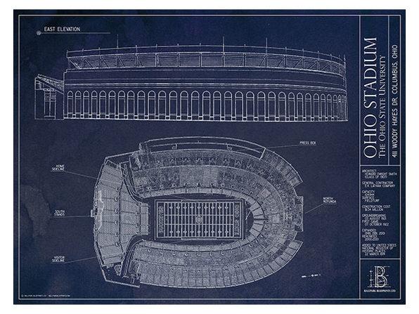 Ohio Stadium - The Ohio State University - Product Image