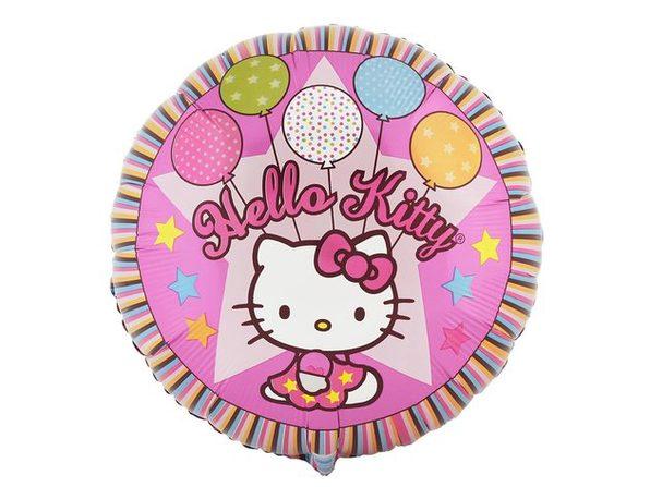 """Hello Kitty Balloon Dreams 18"""" Foil Balloon"""