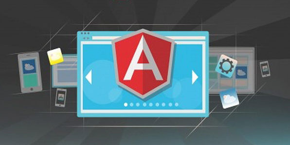 AngularJS for Beginners, Single-Page Applications Made Easy - Product Image