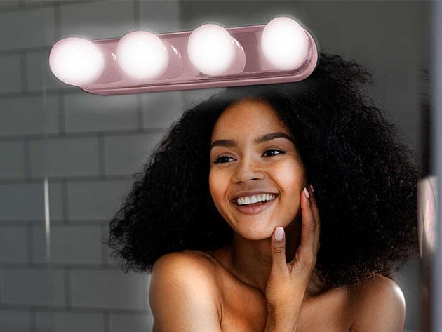 Urban Butterfly Portable LED Vanity Lighting Bar ...