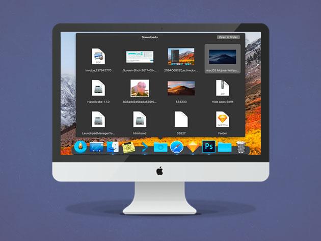 ActiveDock For Mac: Lifetime License