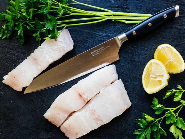 "Swiss Diamond® Prestige 8"" Chef Knife"