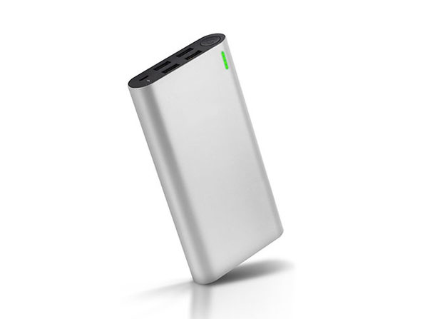Extreme Boost 20,000mAh Back-Up Battery (Silver)