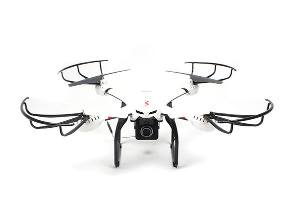 W400R Voyager Drone w/ HD Camera & FPV (White)