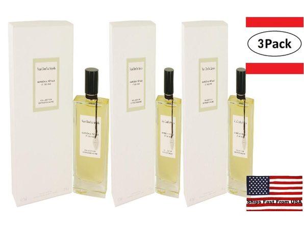 3 Pack Gardenia Petale by Van Cleef & Arpels Eau De Parfum Spray 2.5 oz for Women - Product Image