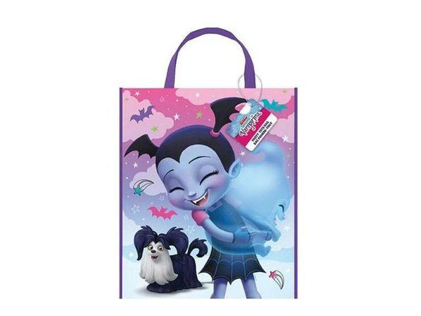 Tote Bag - Vampirina - 13 Inch X 11 Inch - Plastic - 12ct