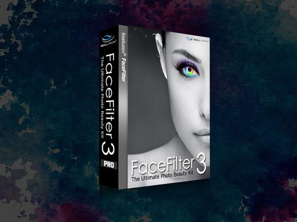 FaceFilter 3 Pro for Windows