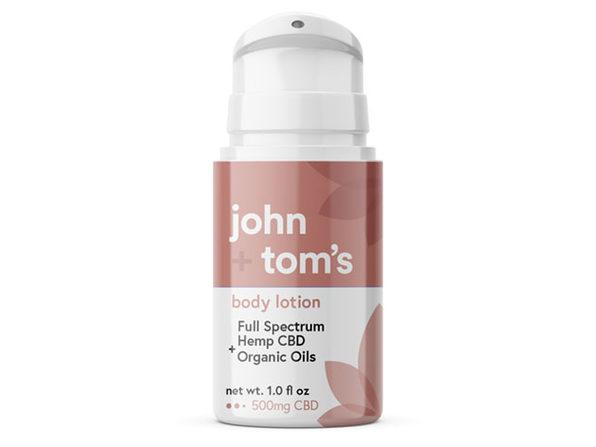 CBD Pain Lotion - Product Image