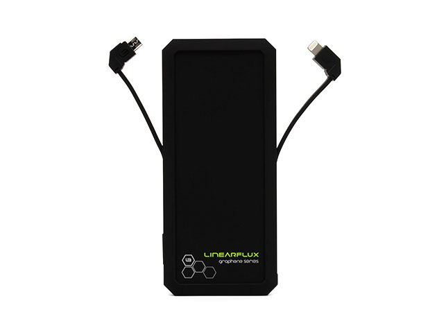 A portable charger