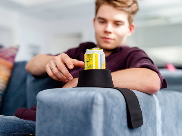 CouchCoaster®: The Ultimate Drink Holder For Your Sofa