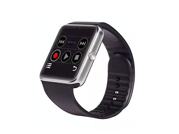 Bluetooth Smart Watch (Silver)