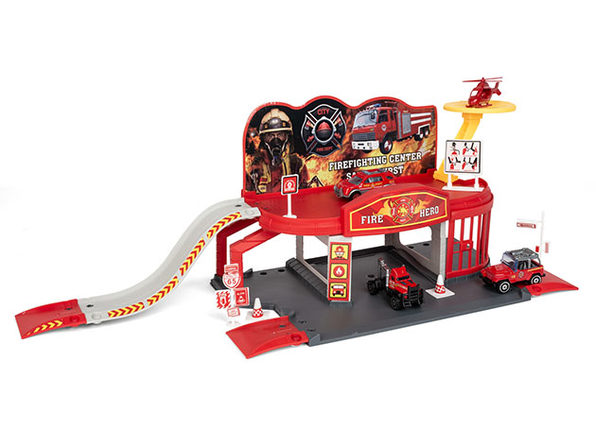 31-Piece Fire Hero Rescue Playset