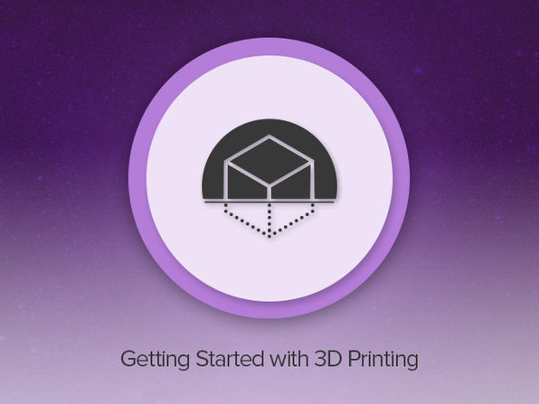 Getting Started with 3D Printing Course - Product Image