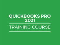 QuickBooks Pro 2021 - Product Image