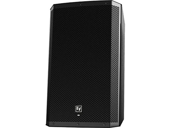 "Electro-Voice ZLX-15BT 1000W Bluetooth Portable Powered Loudspeaker, 15"" - Black (Used, Damaged Retail Box)"