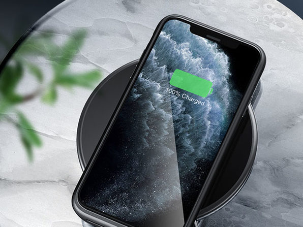 SlimJuicer 4,000mAh Wireless Charging Case for iPhone 11 Pro