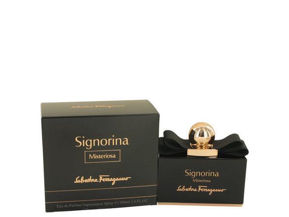 Signorina Misteriosa by Salvatore Ferragamo Eau De Parfum Spray 3.4 oz for Women