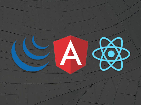 The Web Development Omnibus: jQuery, AngularJS and ReactJS