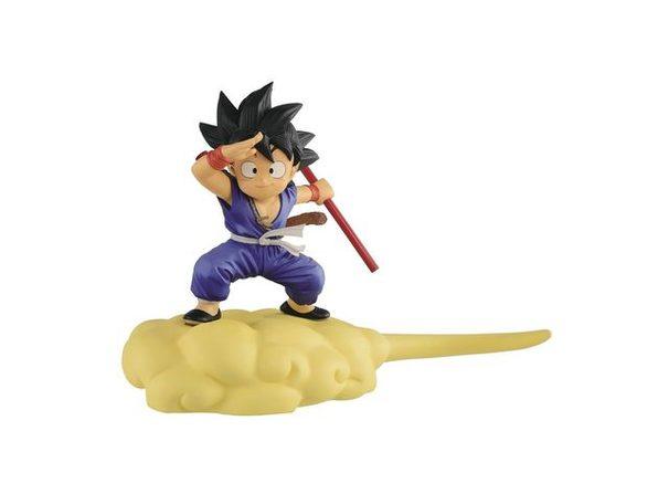 Dragon Ball Kintoun Son Goku (Special Color) Figure - 5 Inch PVC Collectible
