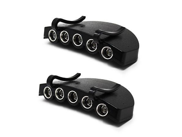 Bright Basics Clip-On LED Hat Lamp (2-Pack)