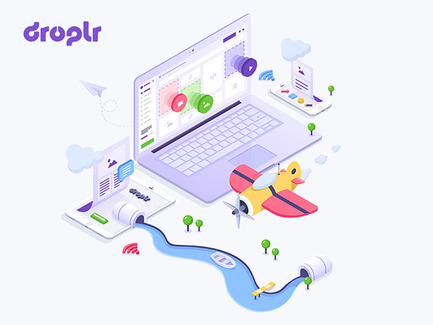 Droplr Screenshot and Screencasting Tool: 4-Yr Subscription - Give Yourself a Head Start with This Powerful Remote Collaboration Tool!