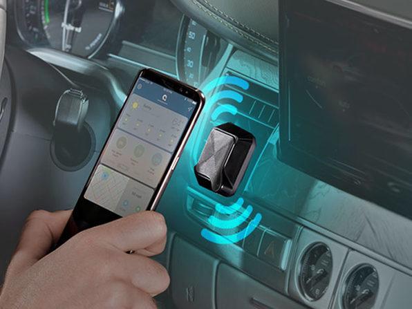 QLYX Smart Magnetic Car Mount