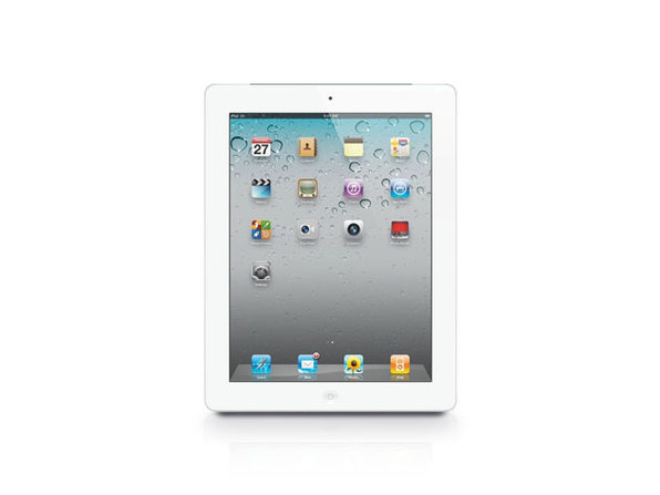 "Apple iPad 2 9.7"" 16GB WiFi White (Refurbished)"
