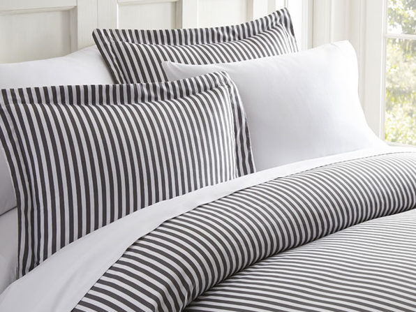 ienjoy Home Ribbon 3-Piece Duvet Set