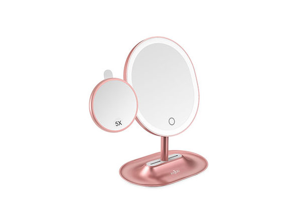 Rechargeable Dimmable LED Makeup Mirror