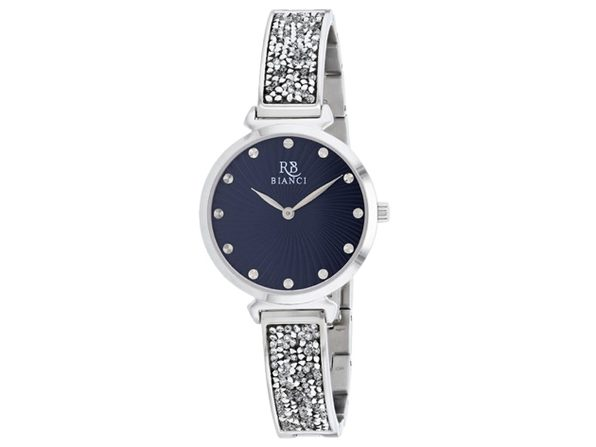 Roberto Bianci Women's Brillare Black Dial Watch - RB0208 - Product Image