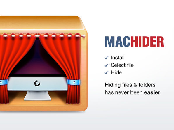 MacHider - Product Image