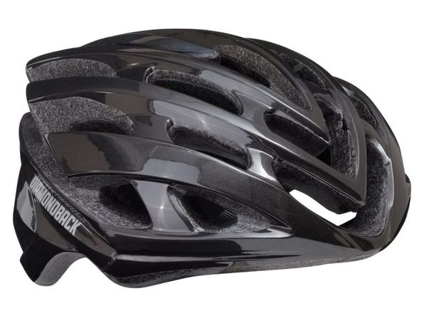 Diamondback 88-32-701 Podium Road Bike Helmet, Large (55-61cm) Gloss Black