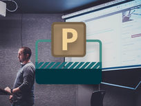 Advanced Microsoft PowerPoint 2019 Training - Product Image