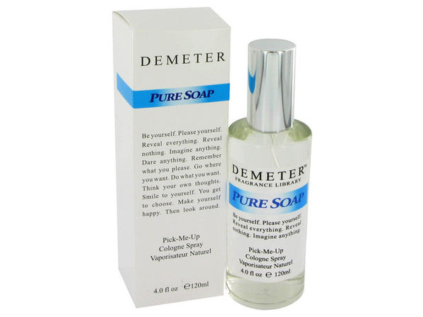 Demeter by Demeter Pure Soap Cologne Spray 4 oz for Women (Package of 2) - Product Image
