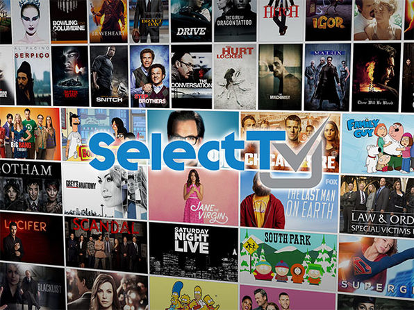 SelectTV by FreeCast: 3-Yr Subscription