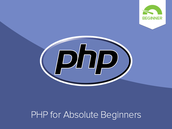 PHP for Absolute Beginners Course - Product Image