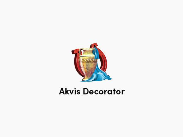 Akvis Decorator Software: Lifetime License (Business)