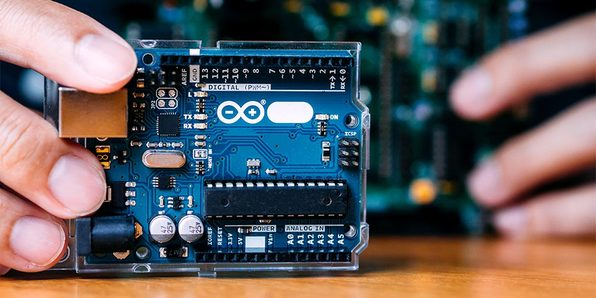 Arduino for Beginners: Complete Course - Product Image