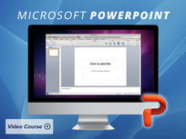 Microsoft PowerPoint 2011 Course - Product Image