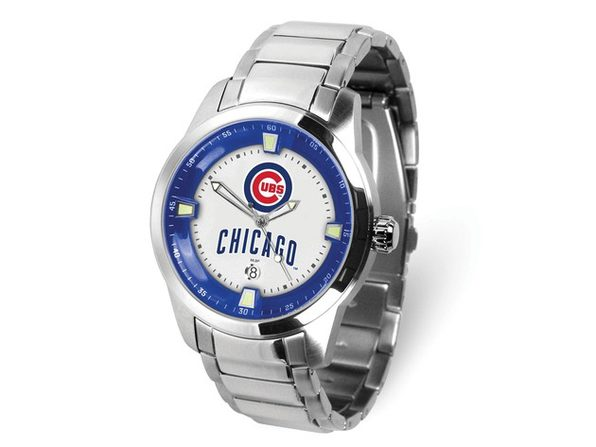 MLB Mens Chicago Cubs Titan Watch - Product Image