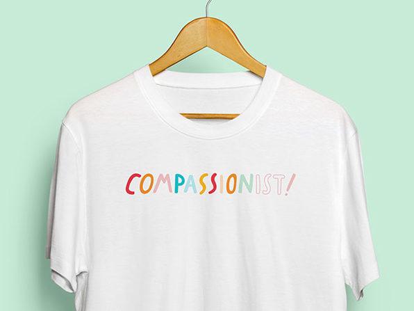 Compassionist! T-Shirt (XL)
