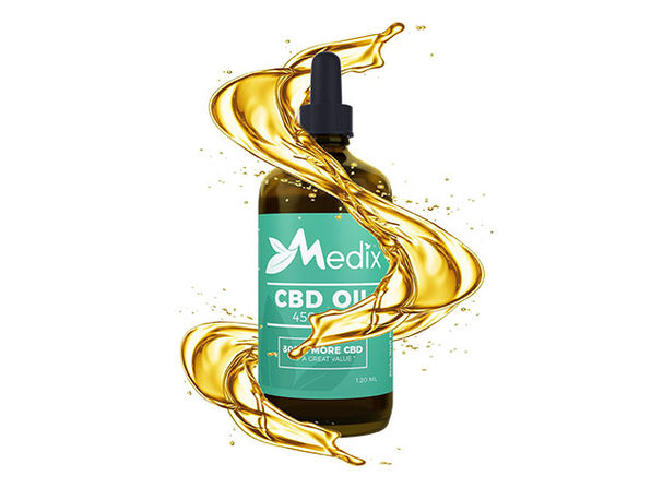 Medix CBD Oil 100MG (15ML)