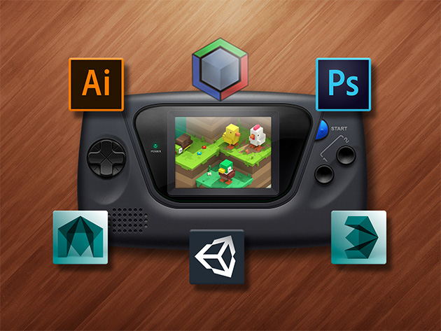 Learn How to Design Your Own Video Games – and Save Big!