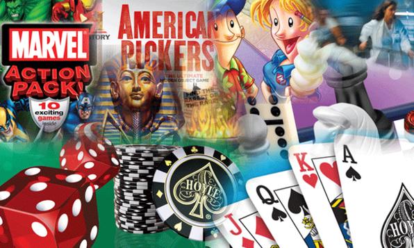 The Entertainment Games Bundle - Product Image
