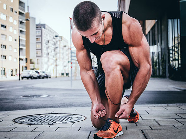 Science-Based Bodyweight Workout: Build Muscle Without A Gym - Product Image