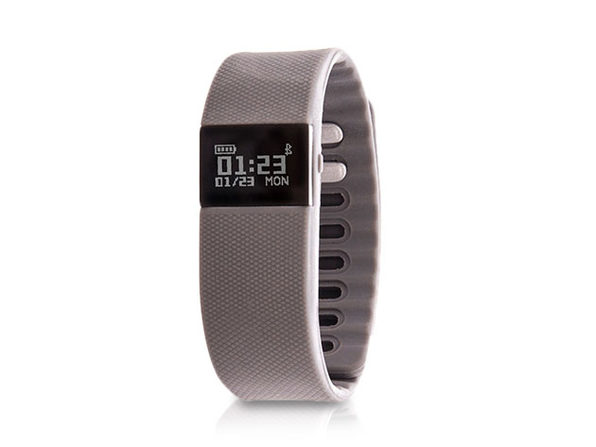 Zunammy Fitness Trackers (Grey)
