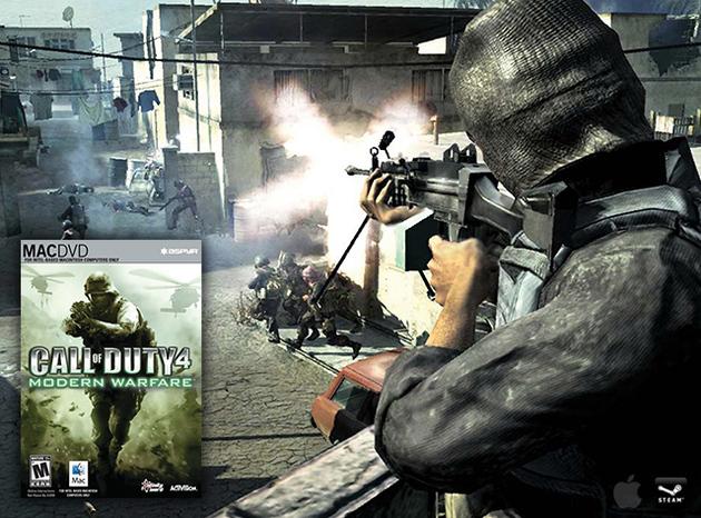 Call Of Duty 4 Modern Warfare Stacksocial