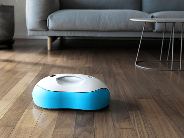 Elicto Everybot RS500 Robotic Spin Mop & Polisher, now on salefor $220