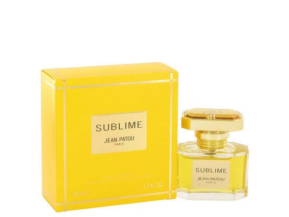 3 Pack SUBLIME by Jean Patou Eau De Parfum Spray 1 oz for Women