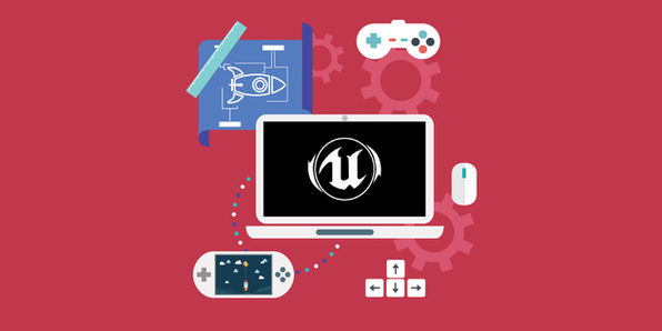 Unreal Engine 4: The Complete Beginner's Course - Product Image
